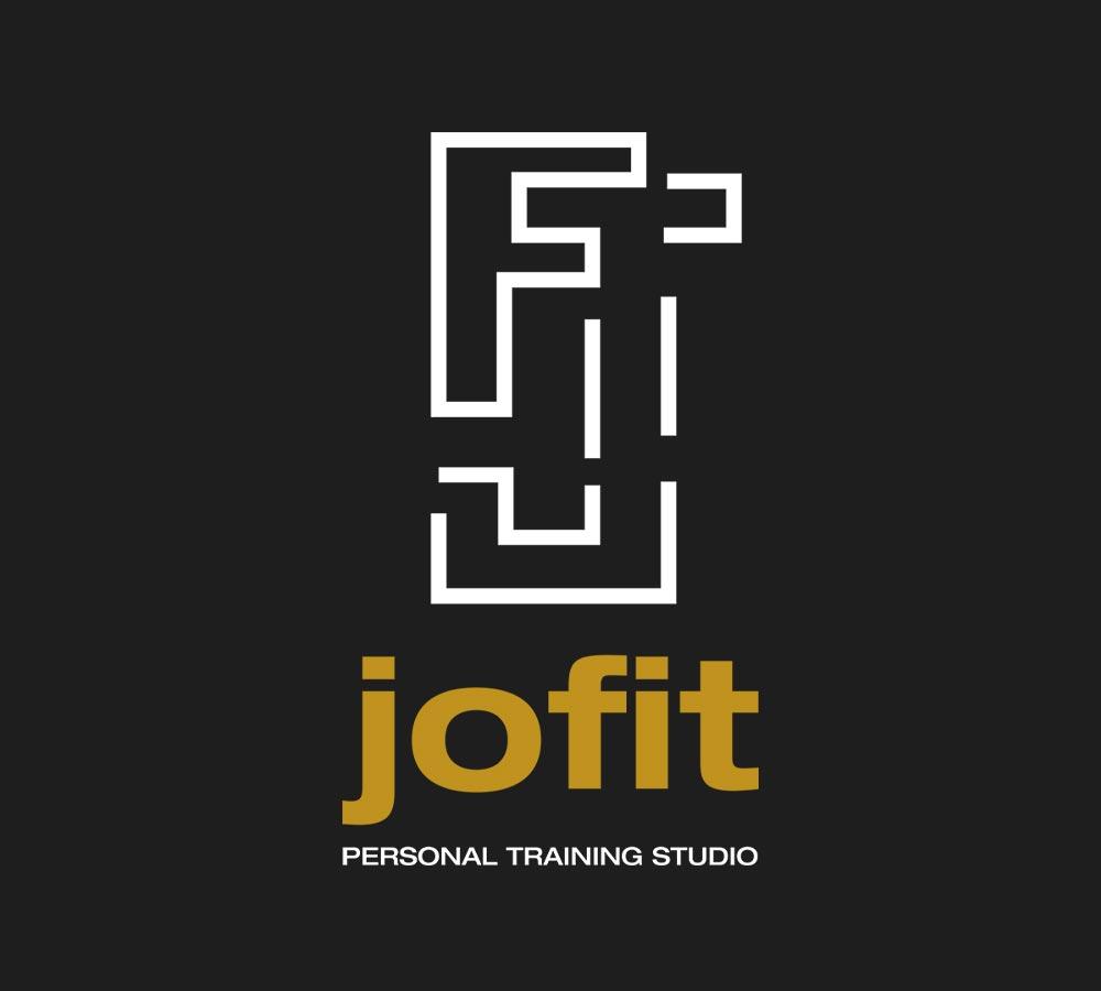 Logo ufficiale JoFit Personal Trainer Giovanna Orazzo